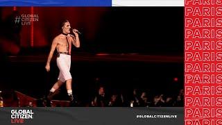Måneskin Perform 'Zitti E Buoni' in Paris   Global Citizen Live