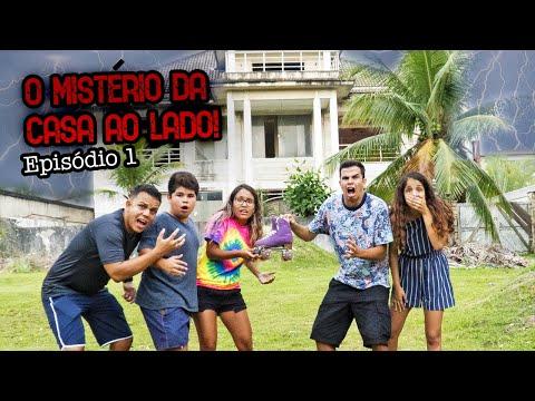 O MISTÉRIO DA CASA AO LADO! - EPI 1 - (TEMPORADA 2) - KIDS FUN