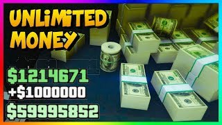 *NEW* BEST GTA 5 ONLINE UNLIMITED MONEY METHOD! - How To Make Money FAST  EASY 1.46! XB1/PS4/PC