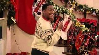 Merry Christmas Carlton Dance Fresh Prince of Bel Air