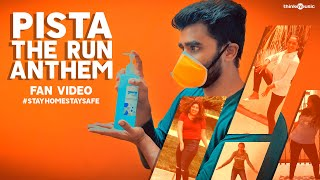 Neram | Pistah The Run Anthem (Fan Video) | Karthik Nats 50 | Rajesh Murugesan | Quarantine Special