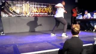 Hip hop females preselection SDK UK Qualifier 2012
