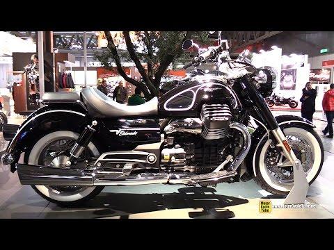 2015 Moto Guzzi Eldorado - Walkaround - 2014 EICMA Milano Motocycle Exhibition