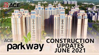 Ace Parkway Construction Updates - June 2021