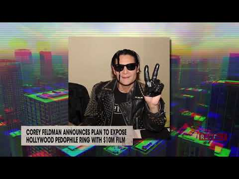 , title : 'Corey Feldman announces plan to expose Hollywood pedophile ring | Rumor Report'