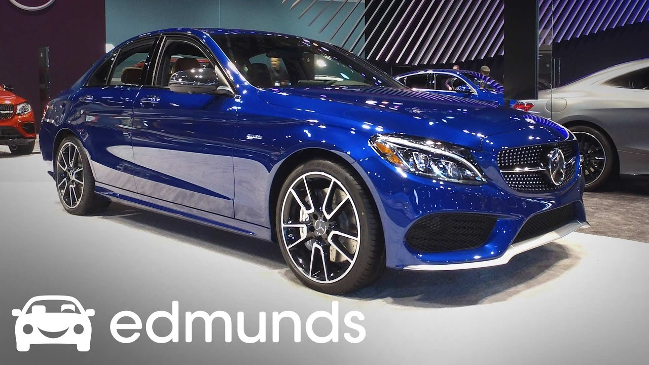 Used 2017 Mercedes Benz C Cl