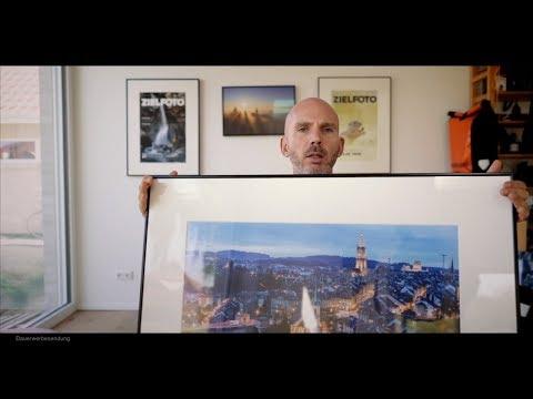 Bilderrahmen für Fotografen - Fotos ins richtige Licht rücken