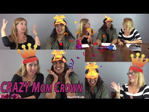 #thePINKLife Ep33: Crazy Mom Crown
