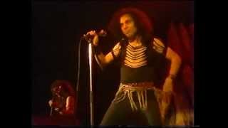 DIO - HOLY DIVER / VINNY APPICE SOLO DRUMS HOLLAND 1983