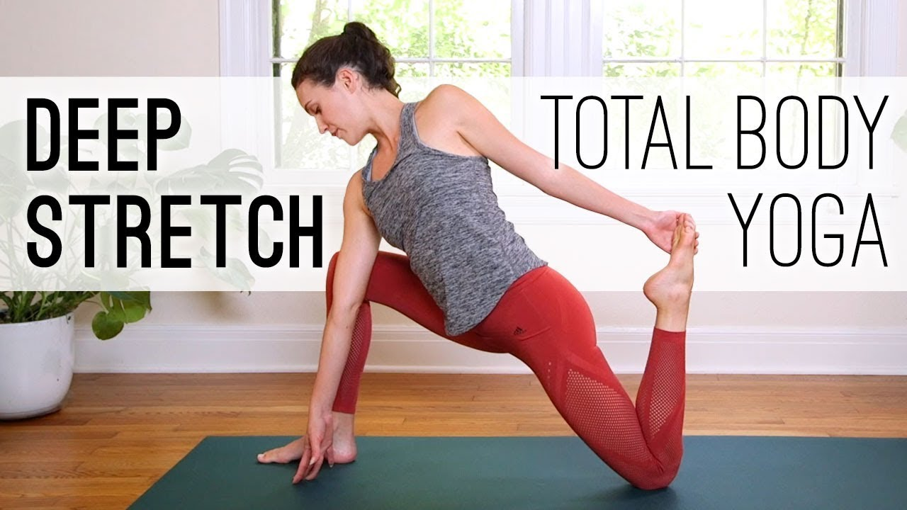 Total Body Yoga - Deep Stretch
