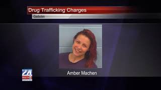 Etowah County Woman Charged with Drug Trafficking