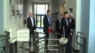 preview picture of video 'Premiér v US Steel Košice'