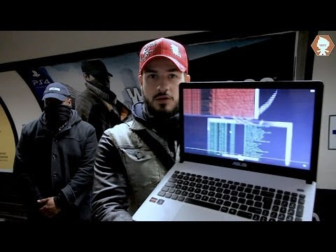 Hacking Prank