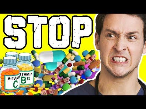 Posedlost vitamíny