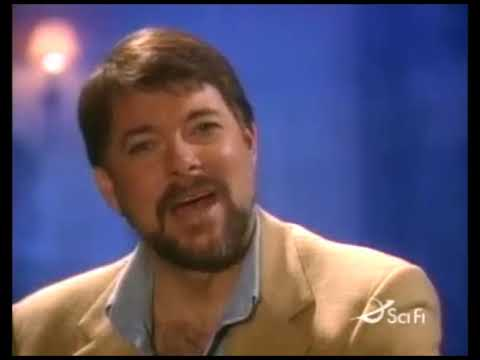 Jonathan Frakes telling you you're wrong for 47 seconds