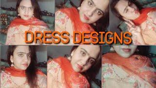 Summer Lawn Dress Designing  Ideas 2020| Simple And Elegant Dress Designs|fajar Asim Khan