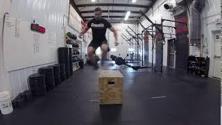 The High Mogul Method | Box Jump Overs | Variation 2 of 5