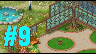 HOMESCAPES Gameplay Story Walkthrough Video | Garden Area Day 2