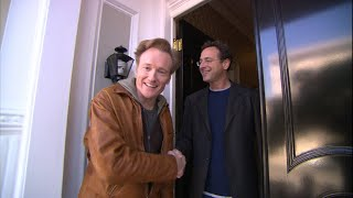 """Conan Goes Sightseeing In San Francisco - """"Late Night With Conan O'Brien"""""""