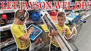 ALLES KOPEN WAT JAYSON & JAYDEN AANRAKEN!!! CHALLENGE KOETLIFE