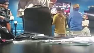 Инцидент в Лесном