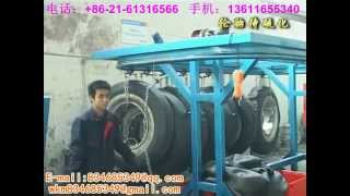 preview picture of video 'Tyre Retreading Machine    www.buladesi-china.com'