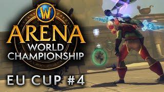 AWC EU Cup 4 | Top 8 | Full VOD