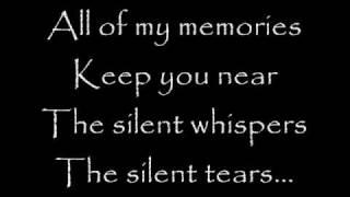Within Temptation   Memories Lyrics