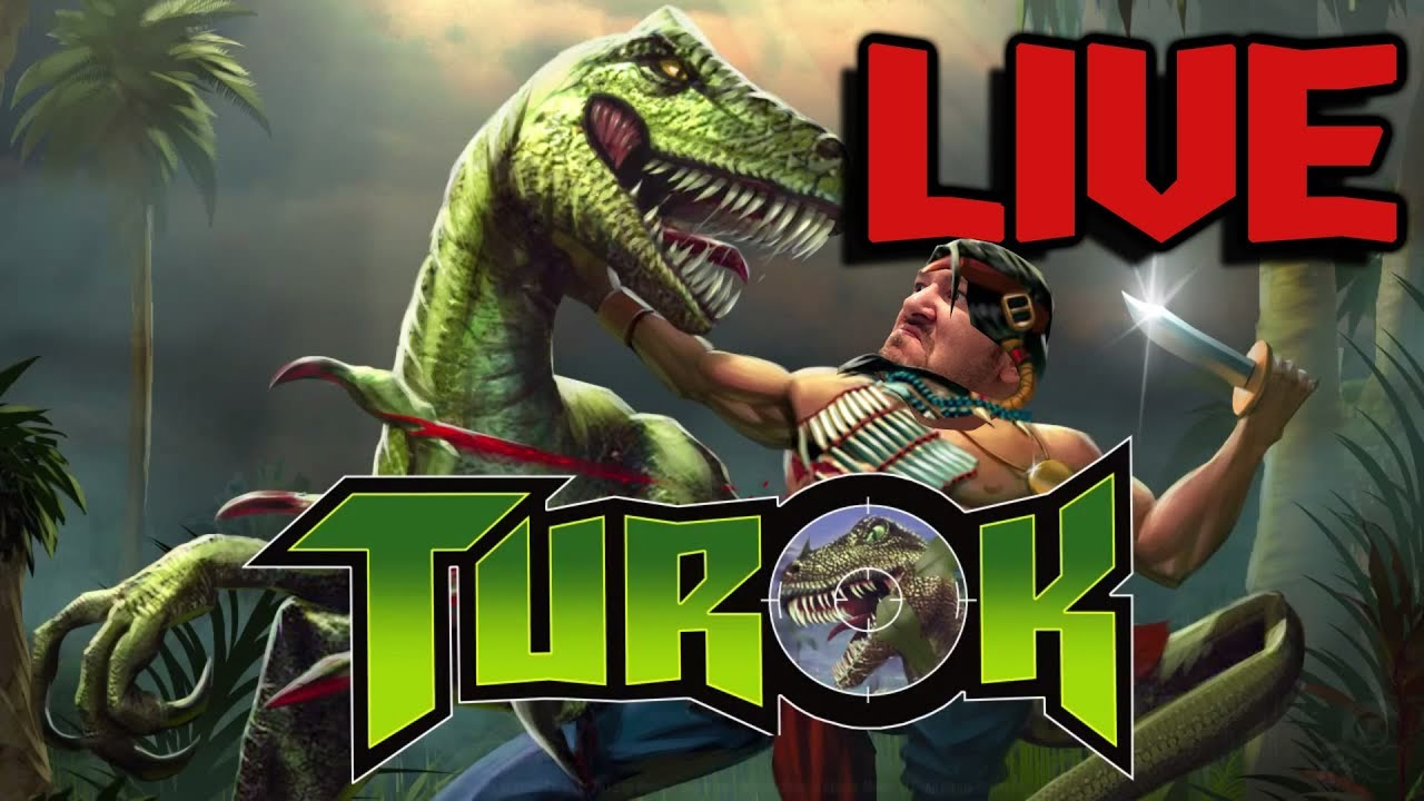 [Random Stream] Turok: Dinosaur Hunter