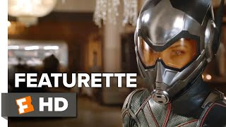 Ant-Man and the Wasp Featurette - Who is the Wasp? (2018) | Movieclips Coming Soon