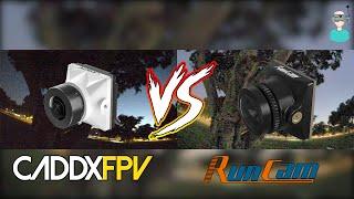 Runcam MIPI Vs. Caddx Nebula Pro - Side By Side Comparison