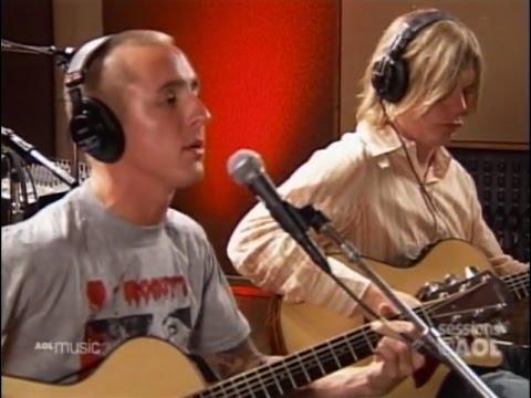 Yellowcard AOL@Sessions 2004