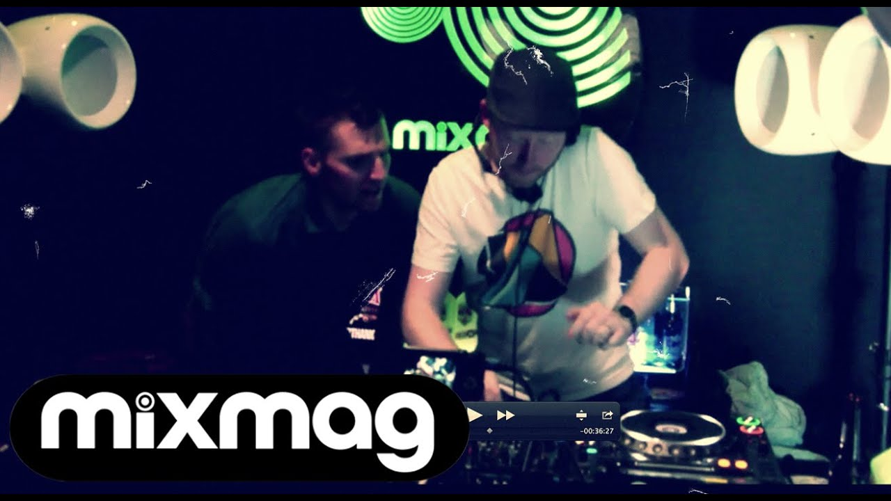 Technimatic - Live @ Mixmag Lab LDN 2014