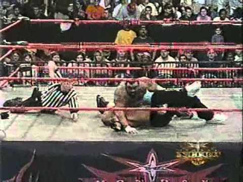 Rick Steiner vs Konnan