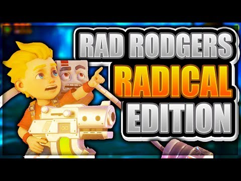 rad rodgers radical edition xbox one