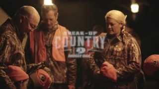 Thanksgiving - Break-Up Country - Mossy Oak