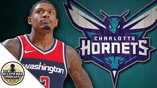 Charlotte Hornets In Trade Talks For Bradley Beal!!! Washington Wizards In Not Rush To Trade Him!