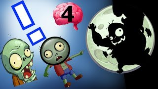 TURN 4 BAD MOON RISING EPIC MOMENTS MONTAGE!! SUPER EPIC - PvZ Heroes