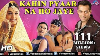 Kahin Pyaar Na Ho Jaye (HD) Full Movie | Salman Khan