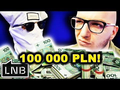 ZAKŁAD o 100 000 PLN z KAMERZYSTĄ KRUSZWILA!