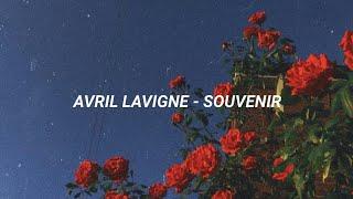 Avril Lavigne - Souvenir (Tradução PT/BR)