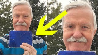 This Man Waited Nearly 50 Years To Open Christmas Gift From Ex Girlfriend !