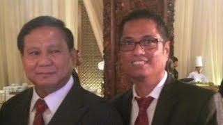 Fotonya dengan Prabowo Ditemukan Kelompok Pemberontak, Jonny Arung Disebut Militer oleh Pentolan KKB