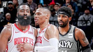 Houston Rockets vs Brooklyn Nets - Full Game Highlights | November 1, 2019 | 2019-20 NBA Season