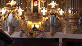 Орган в Кафедральном соборе Калининграда