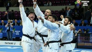 European Judo Championships Warsaw 2017: Highlight Teams