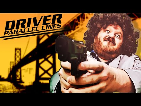Down To Funk - Driver: Parallel Lines Funny Moments