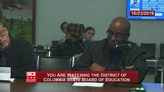 Ward 3 Fellow Collin Radix Carter on Teacher Turnover in DC