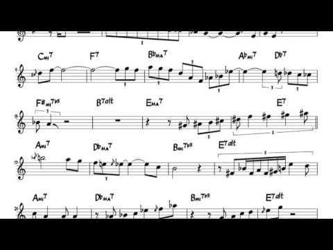 """Wayne Shorter's solo on """"502 Blues (Drinkin n Drivin"""