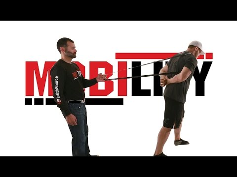 RockBand Techniques - Shoulder Mobility (Partner)